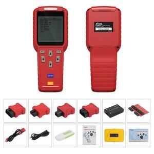 Image 3 - Strumento diagnostico Originale XTOOL X100 Pro Programmatore Chiave Auto Con EEPROM SIM Card e Adattatori supporto Contachilometri Chilometraggio regolazione Aggiornamento Gratuito