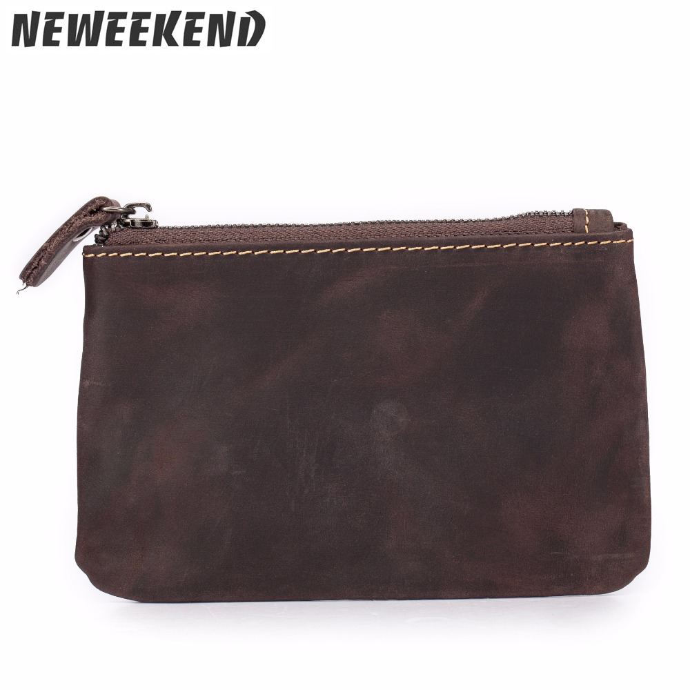2018 New Fashion Design Mens Cash Money Coin Change Purse Womens Handbag Zipper Portfolio Wallet Bag Pouch Tote Pocket 1015 JY