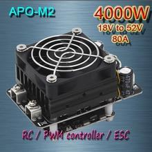 Free shipping APO M2 DC brush motor ESC Fighter robot motor governor