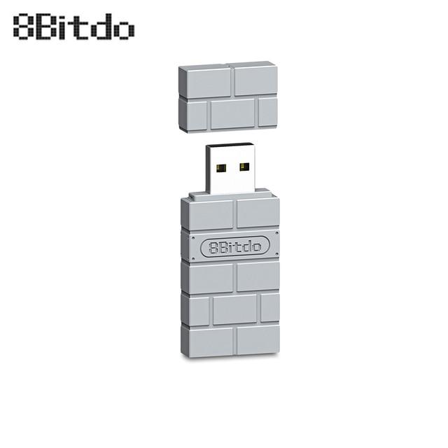 8 Bitdo USB sans fil Bluetooth adaptateur récepteur pour PS1 édition  classique PS3 Xbox one contrôleur nessa Switch R30