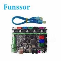 Controller PCB Board MKS Gen L V1 0 Integrated Mainboard Compatible Ramps1 4 Mega2560 R3 Support