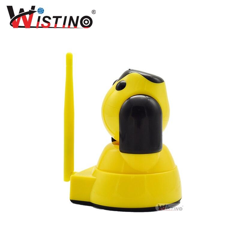 Wistino Wireless IP Camera Motion Detection Home Baby Monitor IR Night Vision WiFi Camera Alarm Onvif Surveillance Security 5