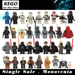 Star wars minifigures darth vader r2d2 leia boba fett clone trooper kylo ren figures compatible with.jpg 250x250