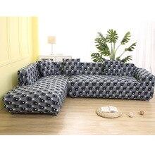 Эластичный чехол для дивана, хлопок, требуется заказ, 2 шт., чехлы для угловых секционных диванов l-образной формы, чехлы для гостиной, сплошной цвет