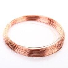 цена на phosphor bronze spring wire copper conductive 0.1mm 0.2mm 0.5mm 0.8mm 1.0mm 2.0mm 3.0mm 4.0mm 5.0mm 6.0mm