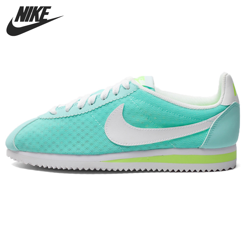 Original   Nike CLASSIC CORTEZ BR women's Skateboarding Shoes 644408-317-616-510 Low to help sneakers original nike classic cortez nylon men s skateboarding shoes 532487 sneakers free shipping