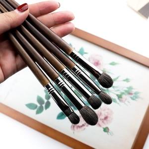 Image 2 - OVW  Big Powder Brushes Setting Make up Eyeshadow Cosmetic Brush Makeup Brush Sets Tools Maquillajes Para Mujer