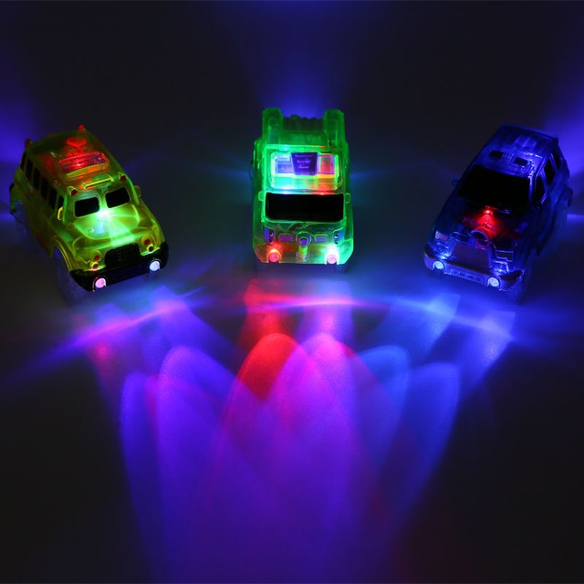 Car toys with flashing lights fancy toy for kid track parts car car toys with flashing lights fancy toy for kid track parts car birthday gift diy led mozeypictures Image collections