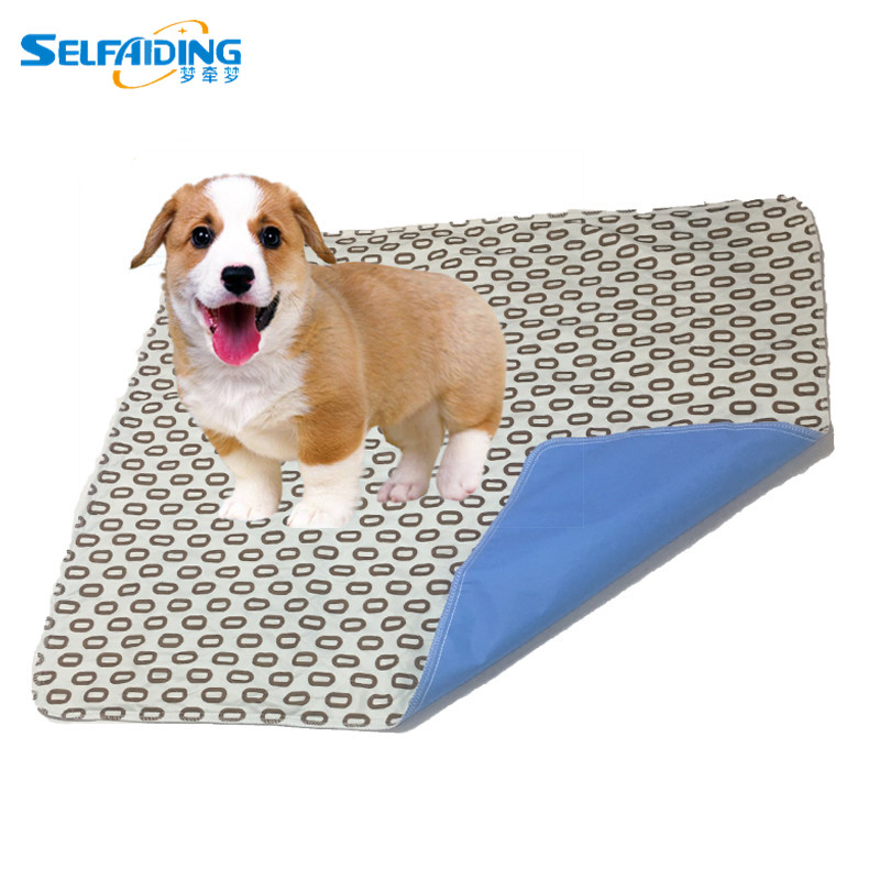 Nine Patterns Of Waterproof Reusable Dog Bed Mats For Dog