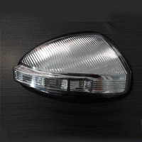 Free Shipping Fit For LIFAN X60 Rearview Mirror Turn Signal Light Side Lamp LIFAN X60 Steering