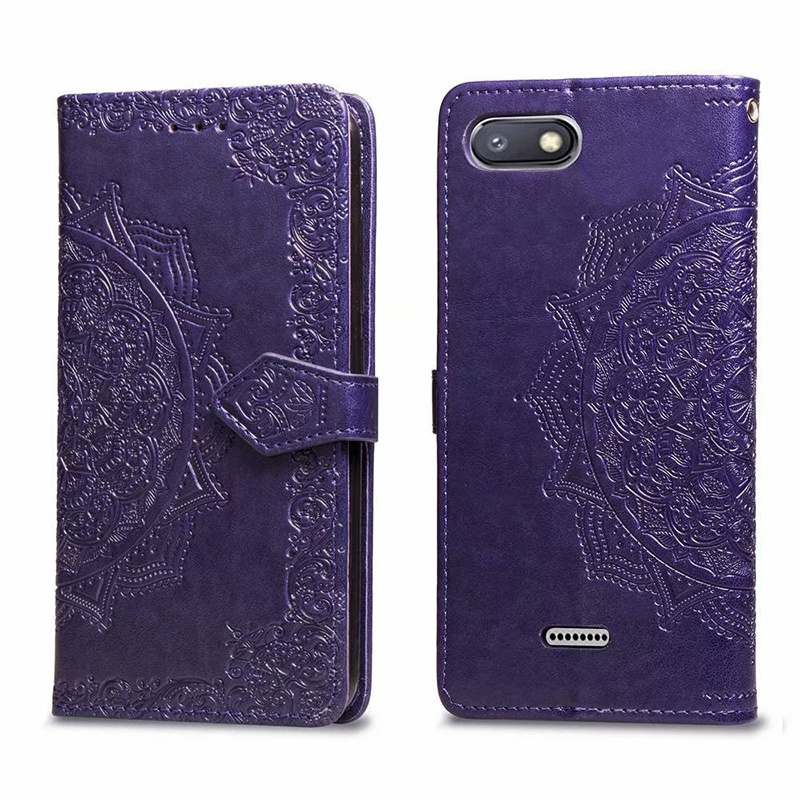 Купить 100 шт./лот в наличии глобальная версия просо для Xiaomi Redmi 6A смартфон из искусственной кожи 3D кошелек с рисунками подсолнуха флип телефон карты ... на Алиэкспресс