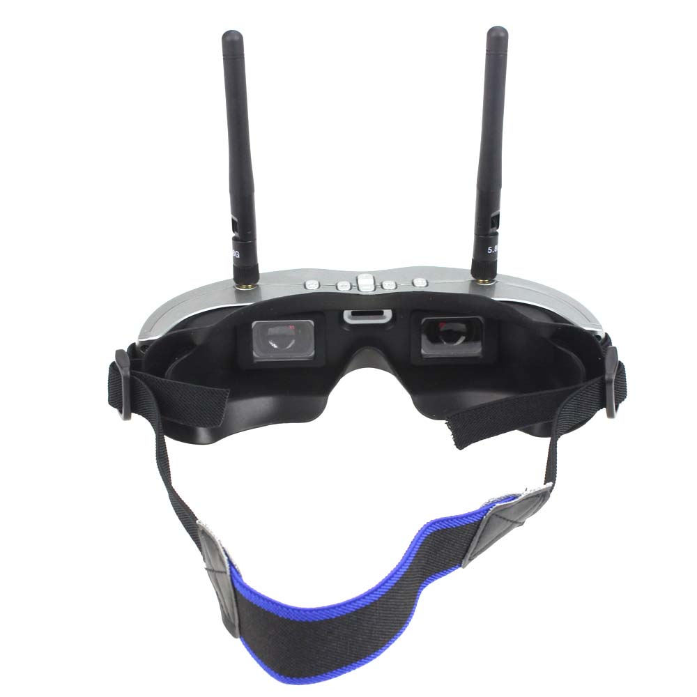 JMT Original BOSCAM GS922 5.8G 32CH FPV Goggle Glasses Dual Diversity Binocular Video Glasses with DVR ...