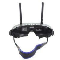 JMT Original BOSCAM GS922 5 8G 32CH FPV Goggle Glasses Dual Diversity Binocular Video Glasses With