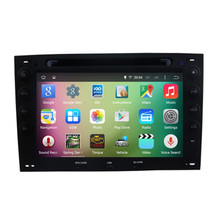 7″ Android 5.1 Quad Core Car Radio DVD GPS Navigation Central Multimedia for Renault Megane 2 II 2 2003 2003 2005 2006 2007 2008