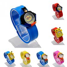 Jelly Cartoon Monkey D Luffy Watch for Kids
