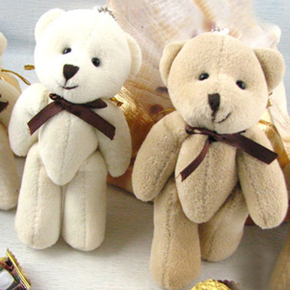 Free ship50pcs Birth ceremony baby shower party candy Bear Cloth wombat box bag decoration wedding favors natal gifts for guests