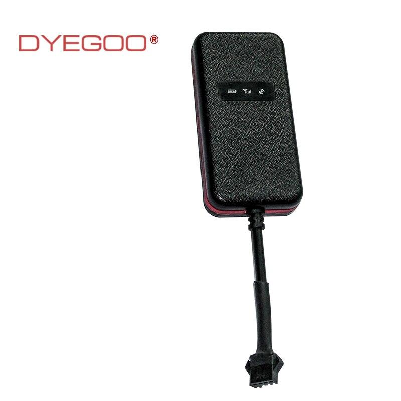 AGPS FAST POSITION Jármű- és motorkerékpár GPS GPRS Tracker - Autóelektronika