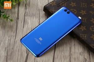 Image 3 - XiaoMi originais Caso Bateria Vidro Traseiro Para Xiaomi MI Nota 3 Note3 Backshell para Trás Casos da Tampa Da Bateria Do Telefone de Volta Da Bateria cobrir