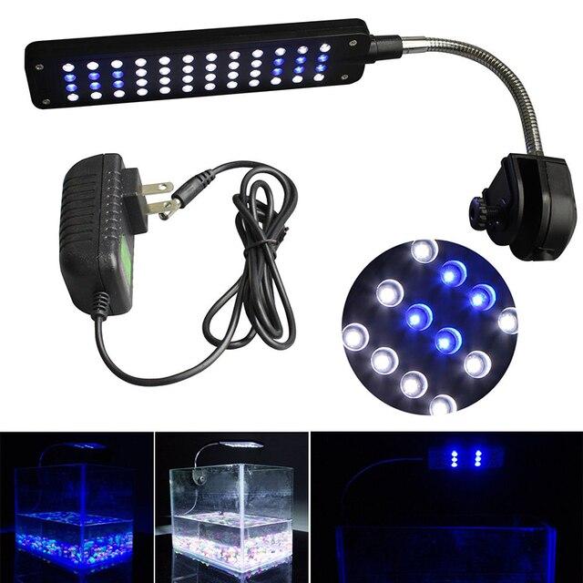 3 W 48 LED 3 Modes Clip op Aquarium LED Verlichting Aquarium Koraal ...