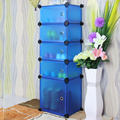 5 TIER Plastic Shoe Cabinet For Living Room Shoe Rack Portable ABS plastic
