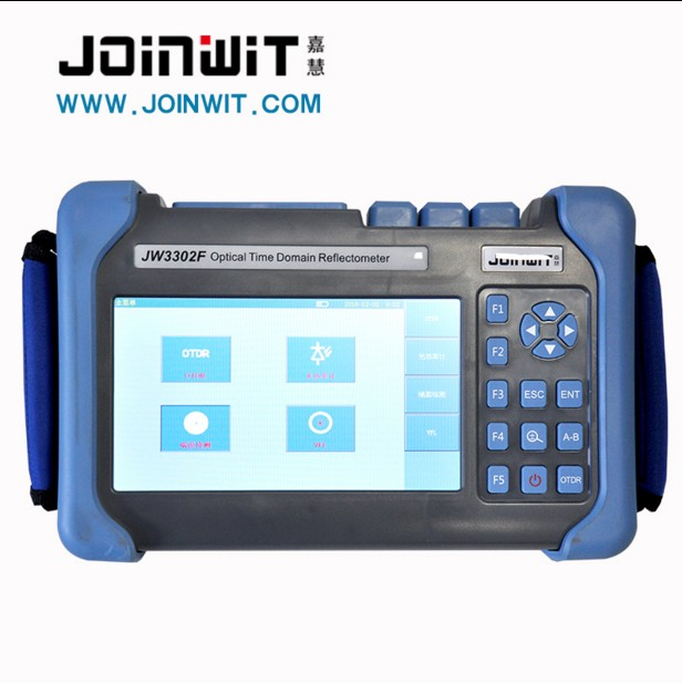 JOINWIT JW3302 30 32DB 80 100km 1310 1550nm With VFL Optical power meter Fiber Optical OTDR