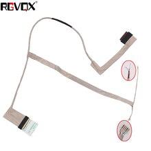 Nuovo LCD Via Cavo Originale Per LENOVO B590 B580 V580 Senza bordo PN: 50.4TE09.001 50.4TE09.014 50.4TE11.021 Notebook LED LVDS