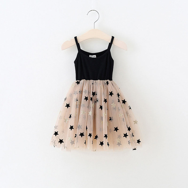 Baby Dress Fluffy Mesh Baby Girl Clothes Cute 1st Birthday Party Dresses 2019 New Cotton Infant Bebes Summer Dress Princess