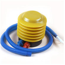 1piece foot air pump balloon plastic inflator hand push event party supplies high quality for balls