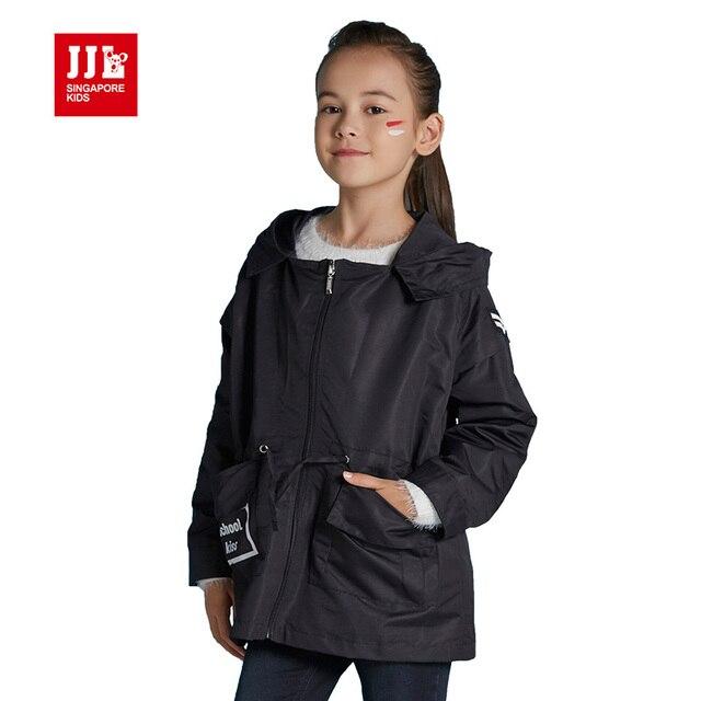 girls winter jackets 2016 fashion kids outwear girls coats trendy girls clothing brand kids coats 2016 size 6-15t