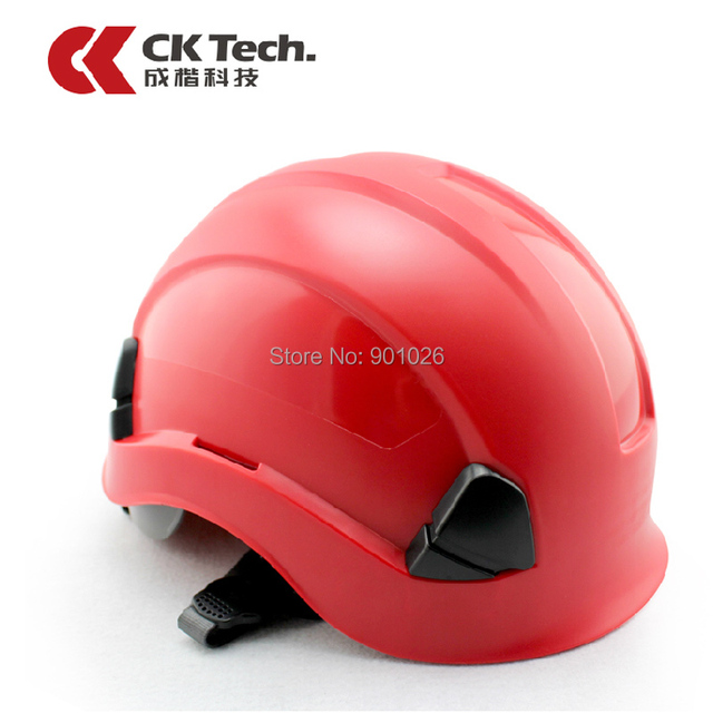 High Quality Safety Helmet Overhead Work Rock Climbing  Bike Cycling Safety Hat ABS Material Mountain Bicycle Safety Helmet 397