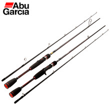 Original Abu Garcia BMAX Spinning or Casting Fishing Rod 2 Section M Power Carbon Lure Vara De Pesca for Saltwater