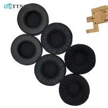 IMTTSTR 1 çift kalınlaşmak kulak pedleri kulak yastıkları kulaklık örtüsü minder değiştirme bardak Sony MDR RF865R MDR RF865RK kollu