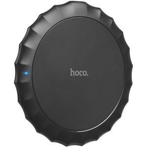 Image 3 - Hoco caricabatterie senza fili per apple iphone samsung xiaomi telefoni pad di ricarica portatile desktop adattatore senza fili stuoia di base di ricarica