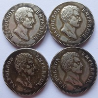 France  AN13-AN14  Napoleon I,2 Francs Copy Coin Free Shipping