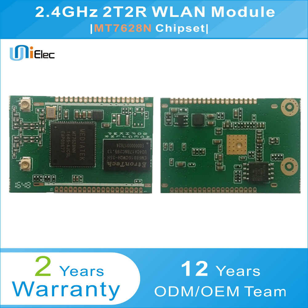 Detail Feedback Questions about MTK MT7628N 2x2 802 11 b/g/n 2 4GHz