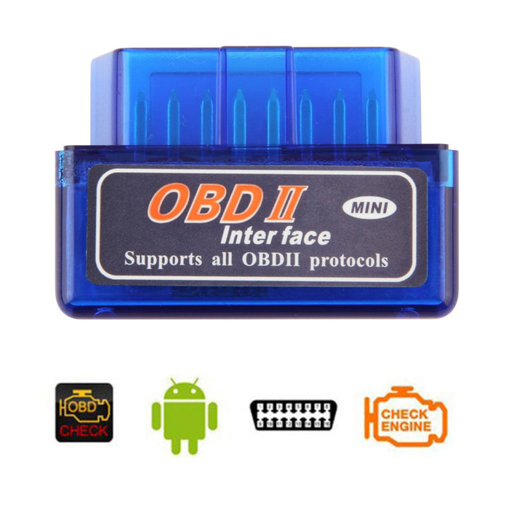 Auto Elm327 OBD2 Ulme 327 Auto Diagnose Werkzeug ODB2 Auto Scan Adapter Auto Scanner ELM327 V2.1 Bluetooth OBD2 Scanner Diagnose
