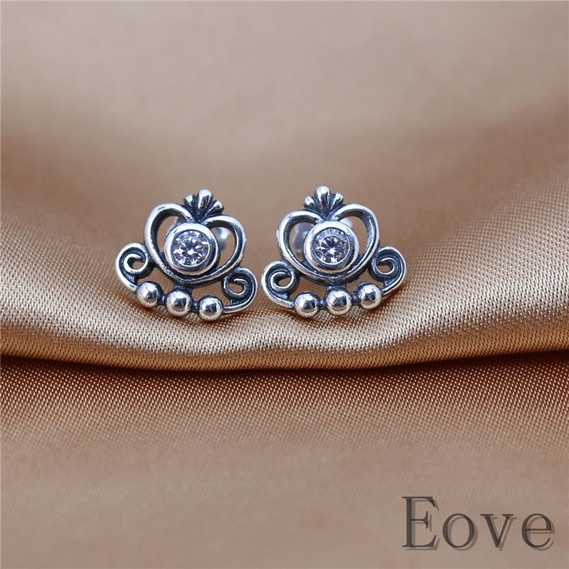 7502e643c ... Pandora My Princess Stud Earring ...