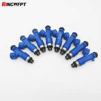8pcs/lot Genuine E85 fuel injector 14002-AN001 high performance 550CC fuel injector for Nissan GTR INFINITI G37 16600-JF00A