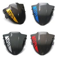 MTKRACING NEY MT09 Motorbike Small Windshield Wind screen For Yamaha MT09 MT 09 FZ 09 MT 09 FZ09 2017 2018 2019