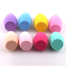 Cosmetic Puff Beveled Makeup Egg Sponge Powder Puff Get Larger with Water Soft Cleaning Face Body