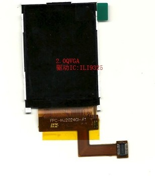 NoEnName_Null New 2.0 inch QVGA TFT screen ILI9325D 24PIN parallel port LCD dispaly parallel