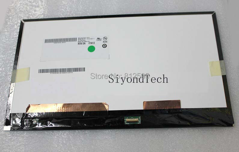 Free Shipping!! Original New LCD Screen Panel B116HAT03.1/B116HAN03.0 For 10.1