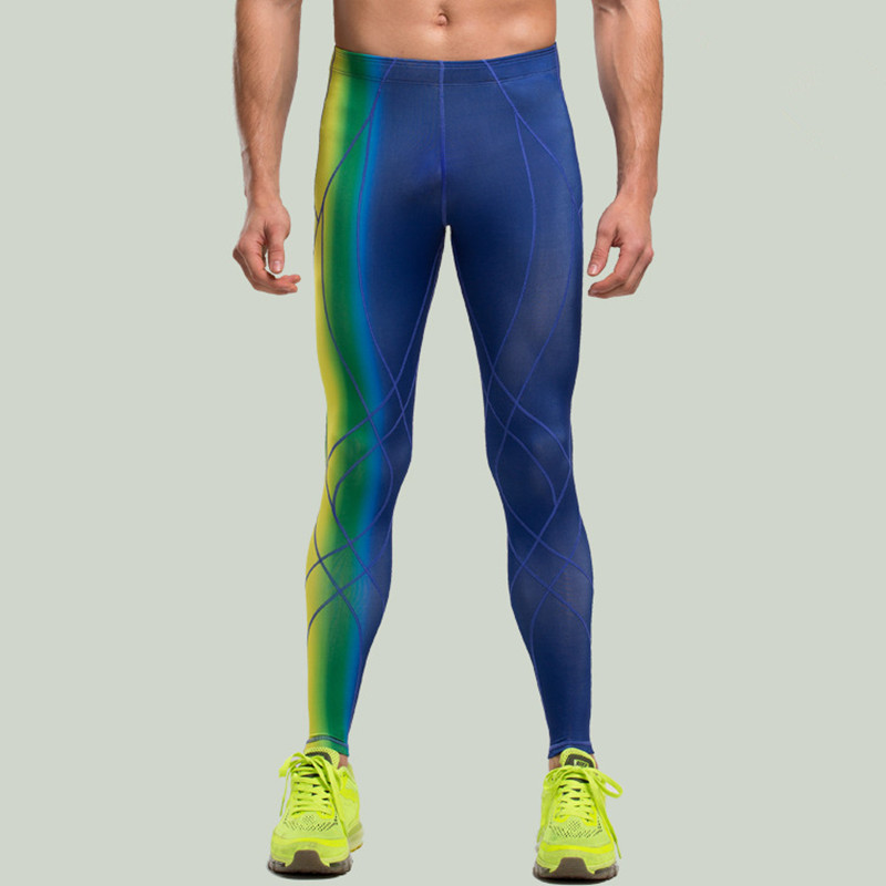 Men's 2XU® Elite MCS Compression Tights G Your run apparel is as important as your running shoes. The MCS Run Compression range has been developed with a detailed understanding of the impact running has on the leg.