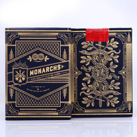 Monarch Deck Playing Cards New Poker Cards for Magician Collection Card Game