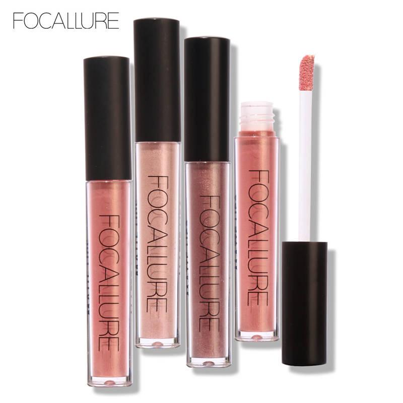 Focallure Waterproof Matte Liquid Lipstick Moisturizer Smooth Lip