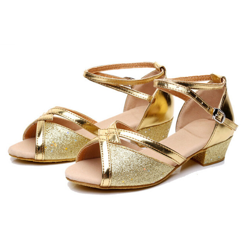 Popular Gold Flower Girl Shoes-Buy Cheap Gold Flower Girl ...