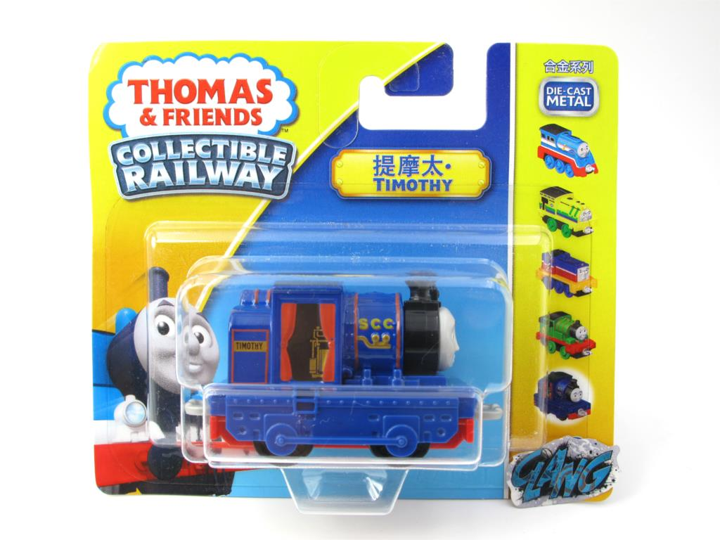 1:64 Diecasts Vehicles Thomas T132N TIMOTHY Thomas And Friends Magnetic Tomas Truck Engine Railway Train Toys for Boys NIB