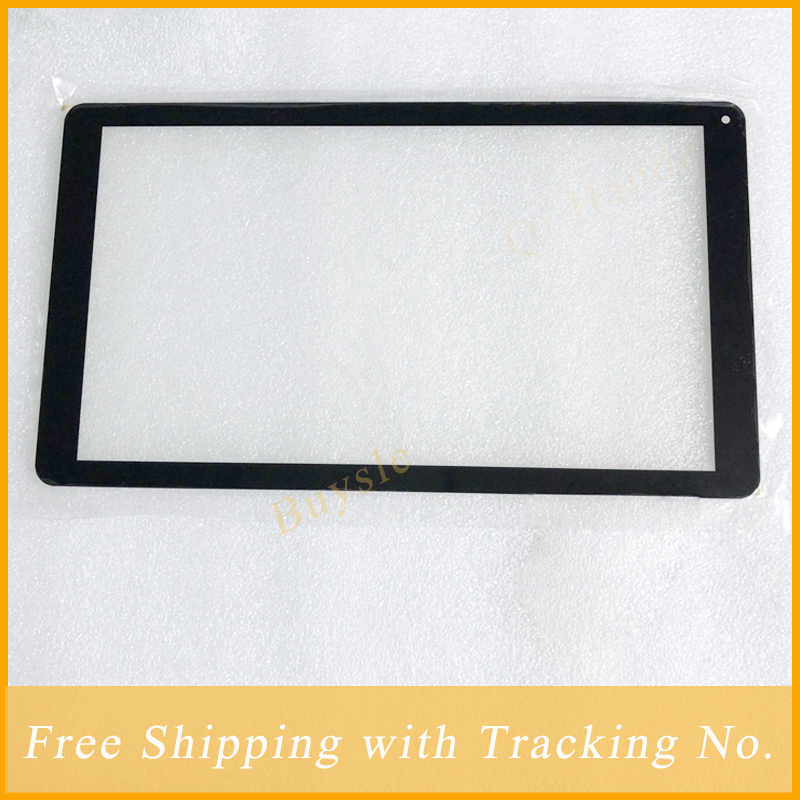 Phablet Touch For 10.1'' Inch DENVER TAQ-10252 DenverTAQ 10253 Tablet External Touch Screen Digitizer Sensor Multitouch