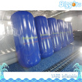 Sea Shipping Nice Quality Cheap Inflatable Laser Tag Paintball Military Bunkers Obstacle