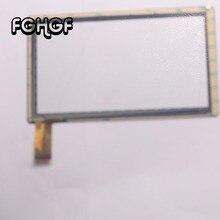 "FGHGF Film + 7 ""C. FPCWT1017A070V01 Tablet Panel de Pantalla Táctil Digitalizador Del Sensor de Cristal piezas de Repuesto Tablet pc Envío gratis"